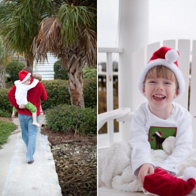 Three Charleston Children