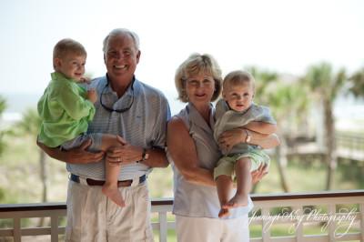 The Thomas Family - Isle of Palms, SC