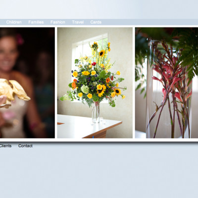 Jennings King Photography Webpage - launched!!!
