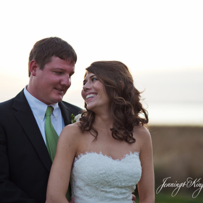Katie & Brian's Wedding - Sneak Peek - Mt. Pleasant, SC - Alhambra Hall