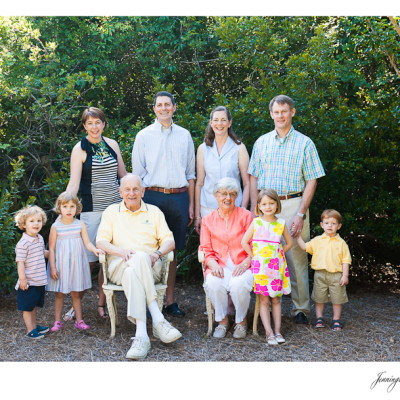 Beach Bum Cousins & Family | Seabrook Island, SC