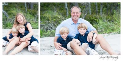 Jones Family | Folly Beach, SC