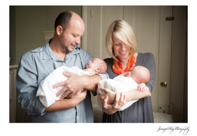 The Jessup Family | Charleston, SC | Twin Girls