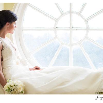 Coley's Bridal Portrait | Lowndes Grove | Charleston, SC