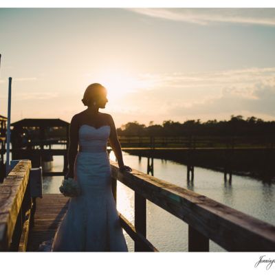 Summer's Bridal Portrait | Charleston, SC