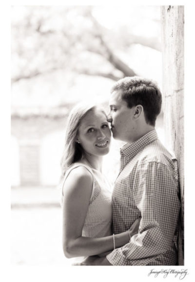 Erin & Zack | Engaged | Charleston, SC
