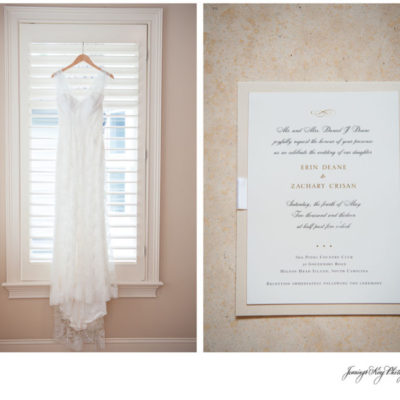Erin & Zack's Wedding | Sea Pines Country Club | Hilton Head, SC