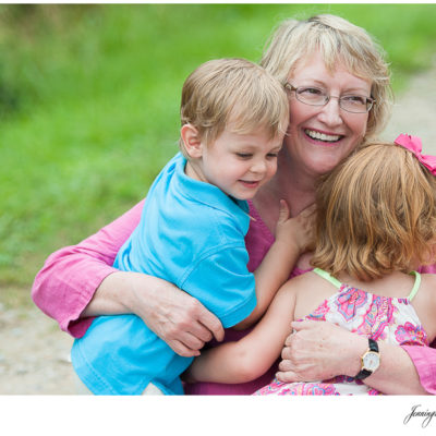 Grandmother Love | Horse Shoe Park | Wake Forest, NC