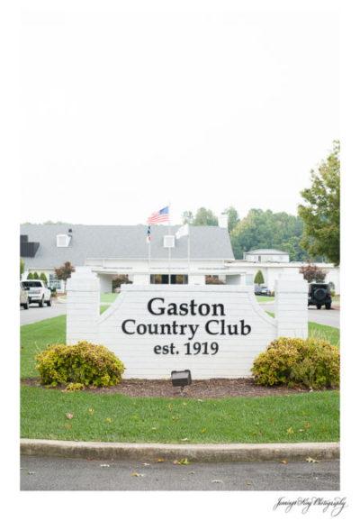Price & Ryan's Wedding | Gaston Country Club | Gastonia, NC