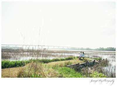 Audrey & Ben | Engagement Session | Charleston, SC
