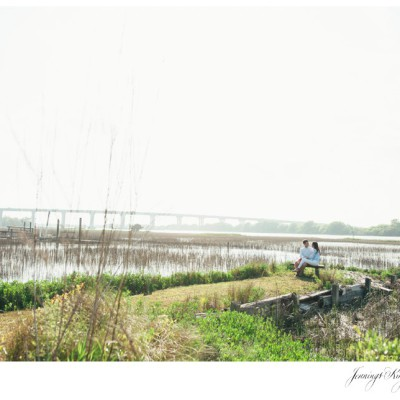 Audrey & Ben | Engagement Session | Charleston, SC