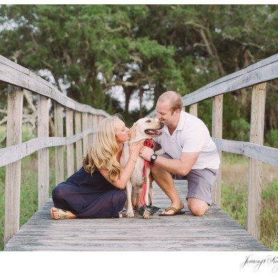 Amy & Dave | Engagement Session | Charleston, SC