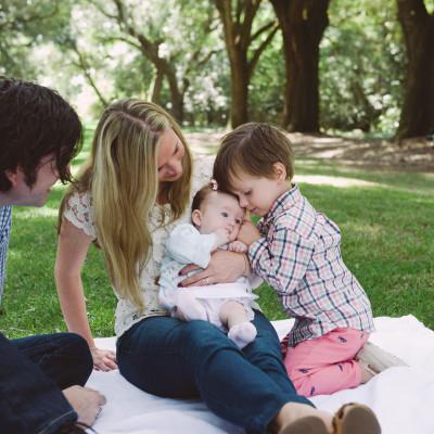 The Arrington Family