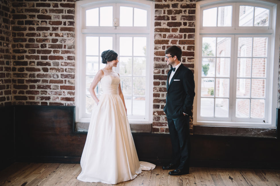 02 Caitlin And Andrew {Charleston Wedding Photographer}