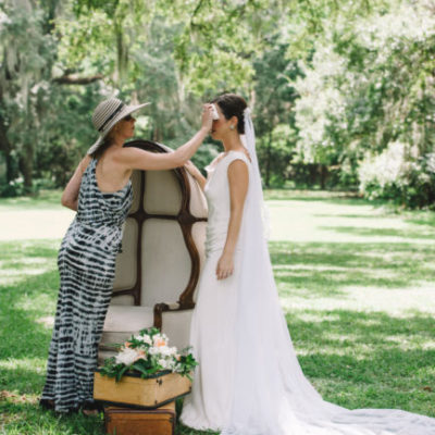 La Mariee Belgique: Charleston Styled Shoot
