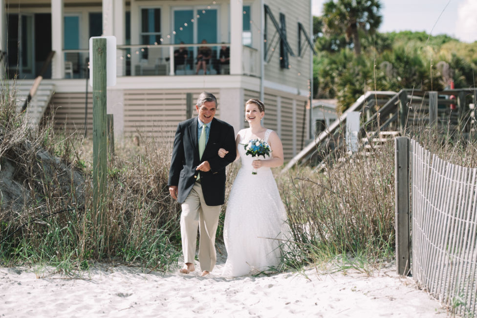 0034_Wendell and Volker Folly Beach Wedding {Jennings King Photography}