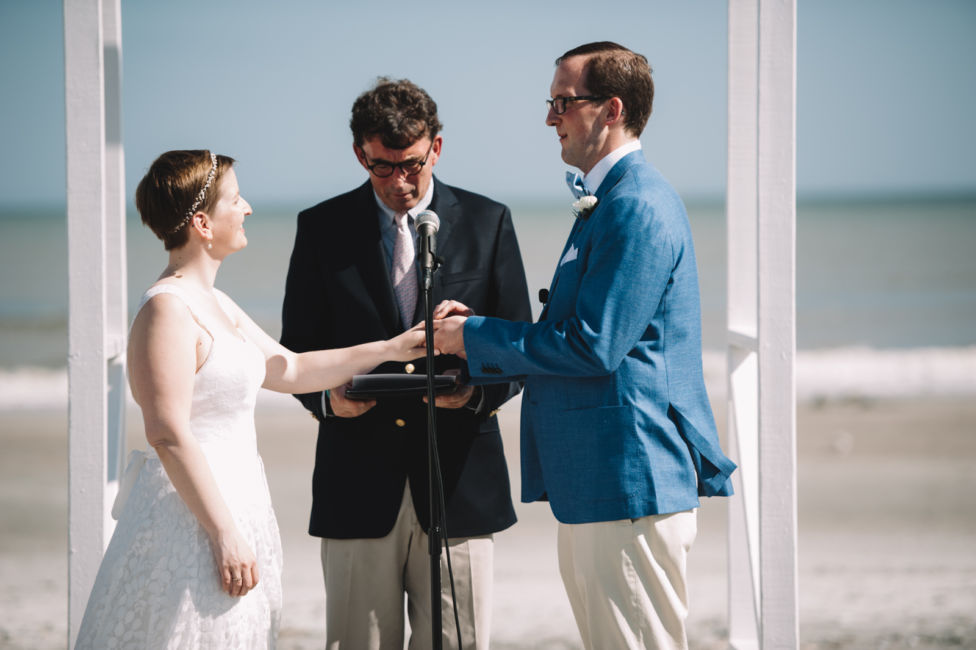 0037_Wendell and Volker Folly Beach Wedding {Jennings King Photography}