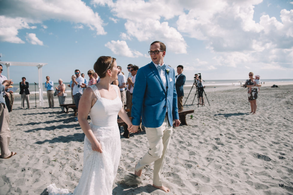 0040_Wendell and Volker Folly Beach Wedding {Jennings King Photography}