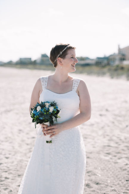 0041_Wendell and Volker Folly Beach Wedding {Jennings King Photography}