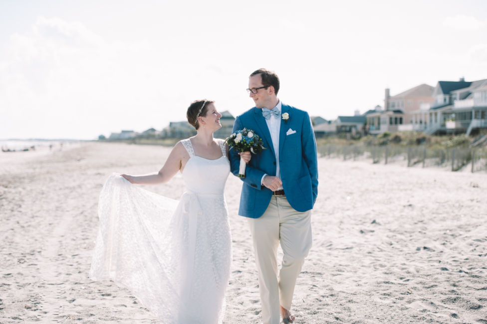 0043_Wendell and Volker Folly Beach Wedding {Jennings King Photography}