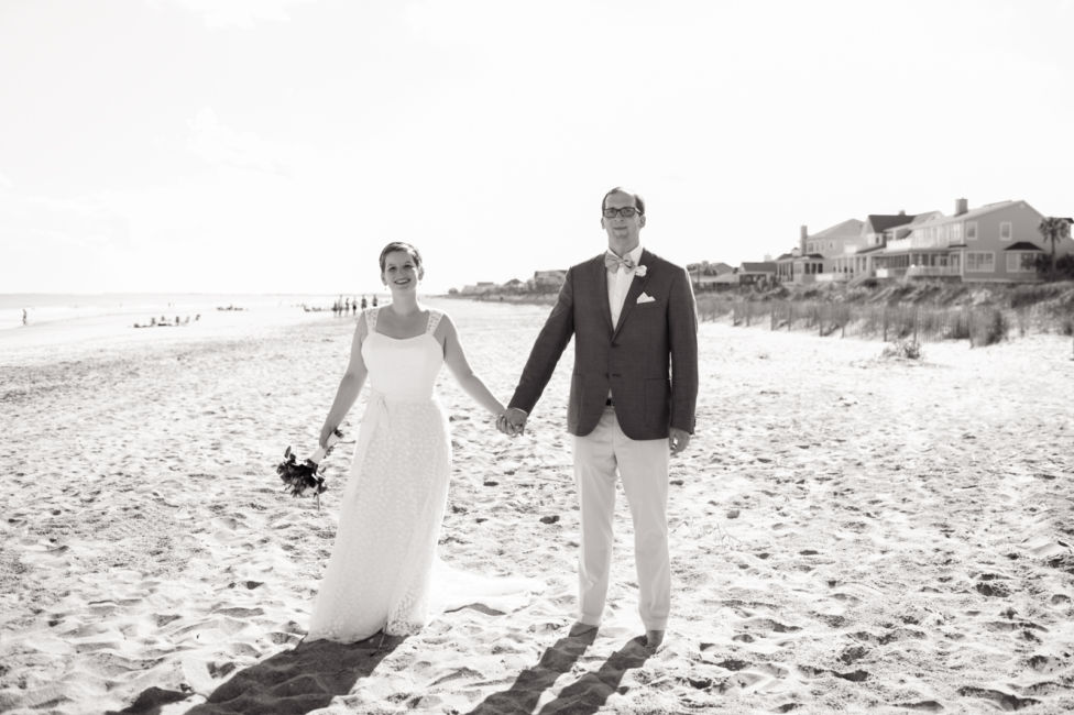 0047_Wendell and Volker Folly Beach Wedding {Jennings King Photography}