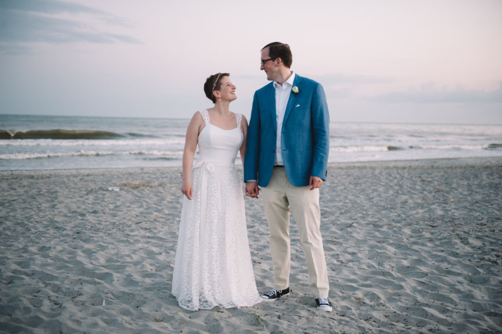 0063_Wendell and Volker Folly Beach Wedding {Jennings King Photography}