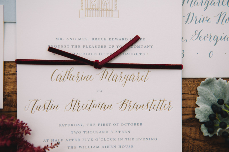 0002_Catherin and Austin_ William Aiken House wedding {Jennings King Photography}