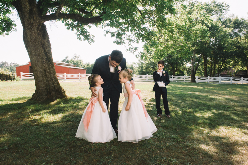 0080_Madeline & Josh Wildberry Farm Wedding {Jennings King Photography}