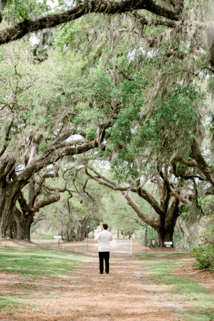 0008_Sarah and Dustin Cypress Trees Plantation Wedding {Jennings King Photography}
