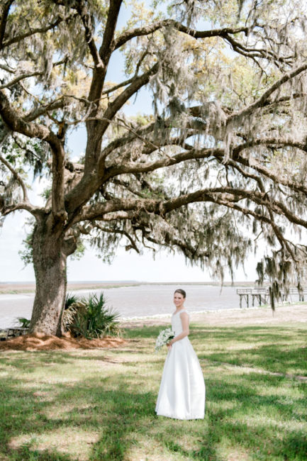 0016_Ashleigh & James Red Bluff Plantation Wedding {Jennings King Photography}