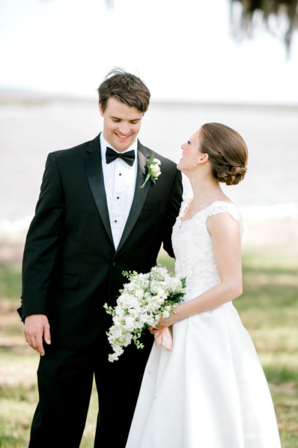 0017_Ashleigh & James Red Bluff Plantation Wedding {Jennings King Photography}