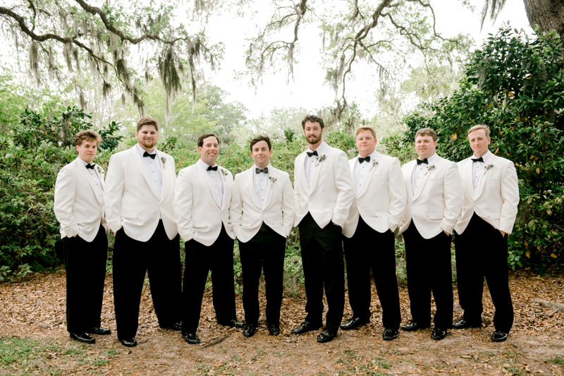 0028_Sarah and Dustin Cypress Trees Plantation Wedding {Jennings King Photography}