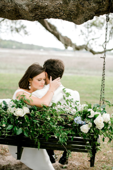 0034_Sarah and Dustin Cypress Trees Plantation Wedding {Jennings King Photography}