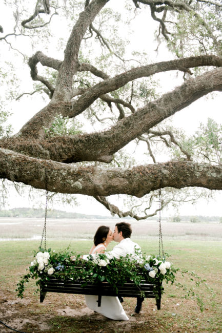 0035_Sarah and Dustin Cypress Trees Plantation Wedding {Jennings King Photography}