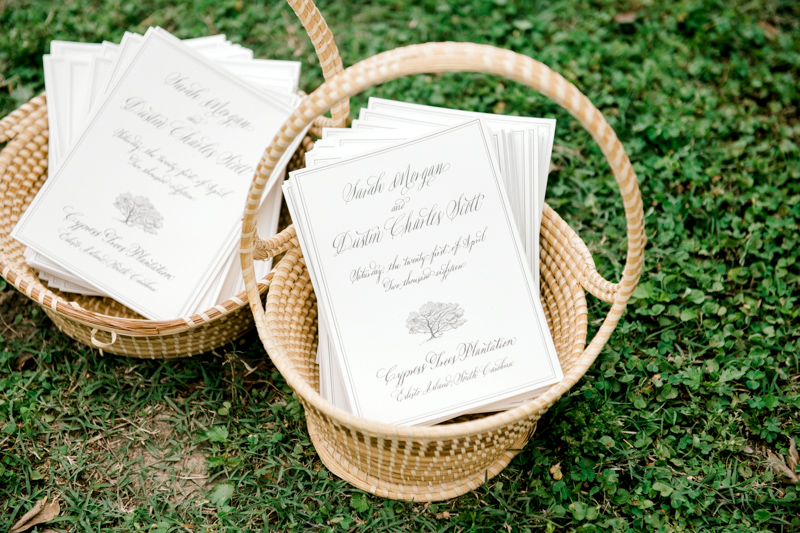 0036_Sarah and Dustin Cypress Trees Plantation Wedding {Jennings King Photography}