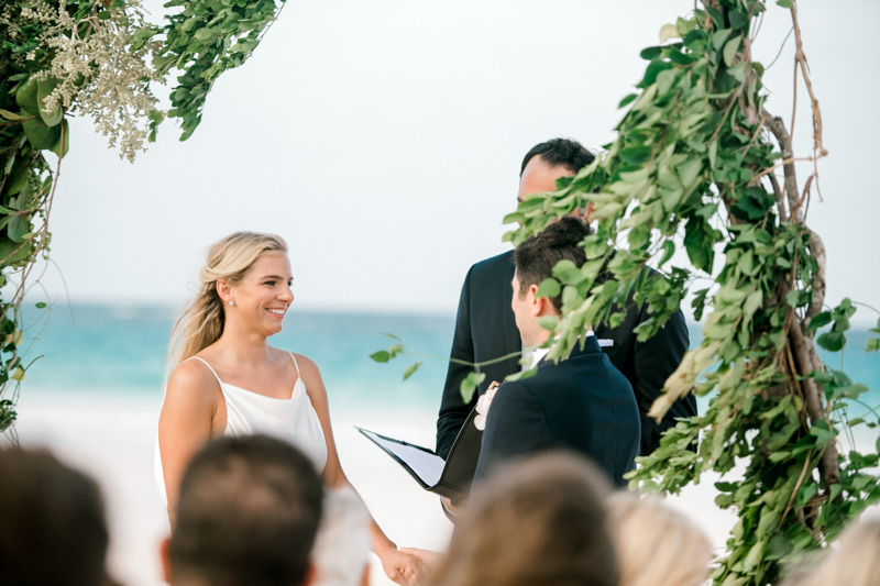 0102_Christie & Jon Harbour Island Wedding Ocean View Club {Jennings King Photography}