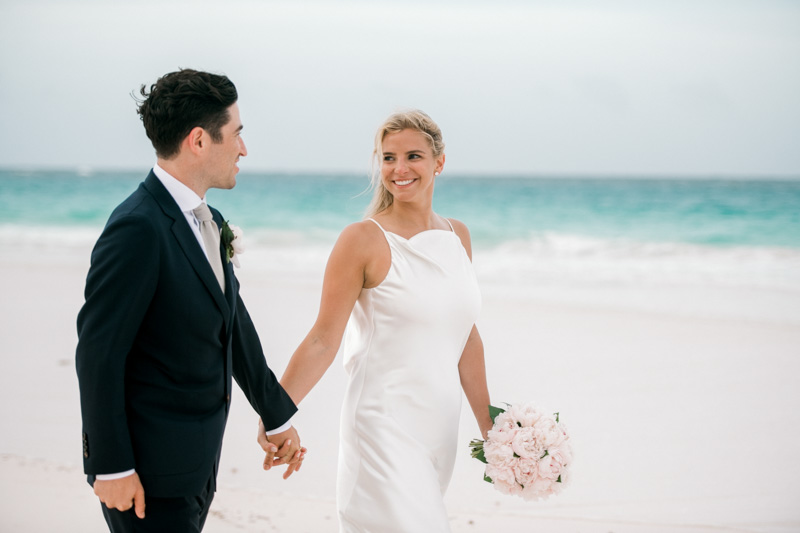 0127_Christie & Jon Harbour Island Wedding Ocean View Club {Jennings King Photography}