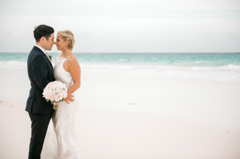0129_Christie & Jon Harbour Island Wedding Ocean View Club {Jennings King Photography}