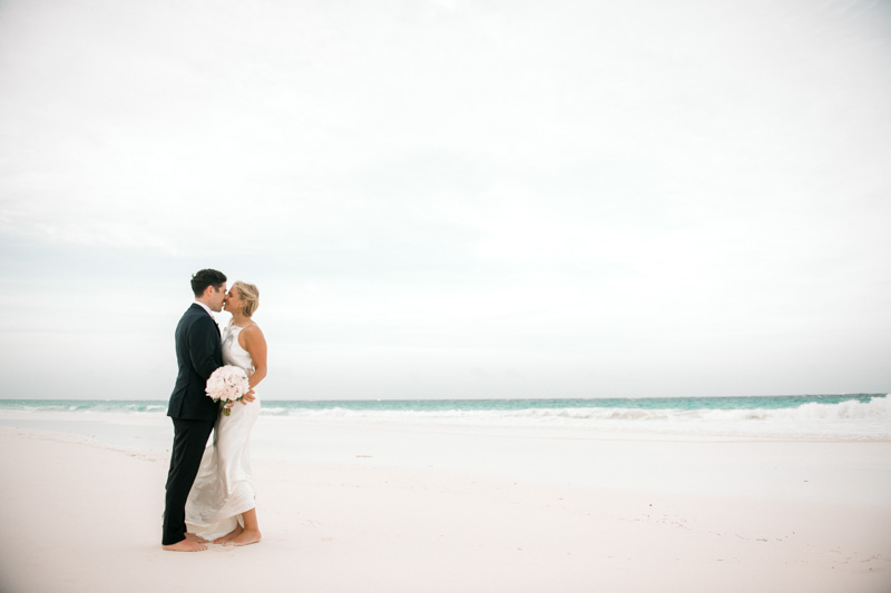 0131_Christie & Jon Harbour Island Wedding Ocean View Club {Jennings King Photography}