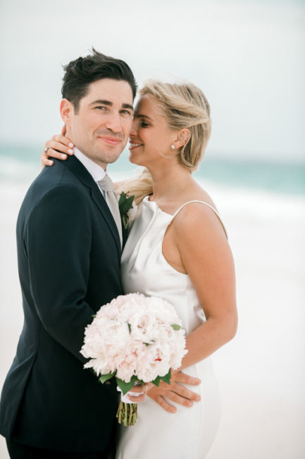 0134_Christie & Jon Harbour Island Wedding Ocean View Club {Jennings King Photography}