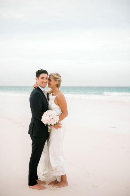 0135_Christie & Jon Harbour Island Wedding Ocean View Club {Jennings King Photography}