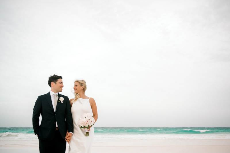 0137_Christie & Jon Harbour Island Wedding Ocean View Club {Jennings King Photography}