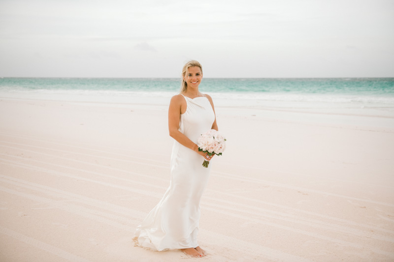0144_Christie & Jon Harbour Island Wedding Ocean View Club {Jennings King Photography}