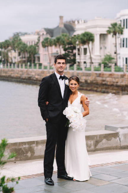 0001_Francesca and Sean Carolina Yacht Club Wedding {Jennings King Photography}