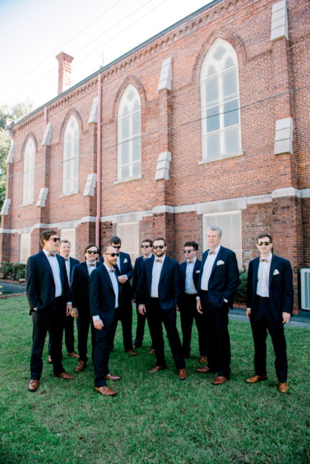 0029_Alex And Brad Lowndes Grove Wedding {Jennings King Photography}