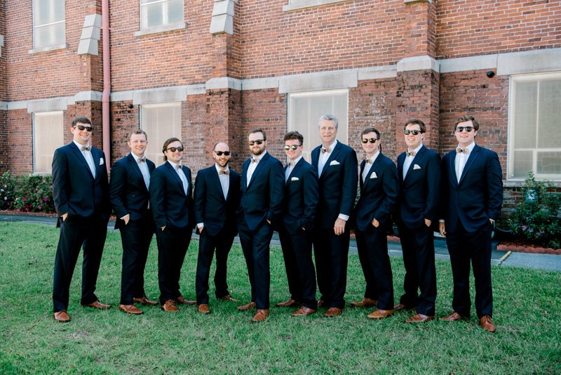 0031_Alex And Brad Lowndes Grove Wedding {Jennings King Photography}
