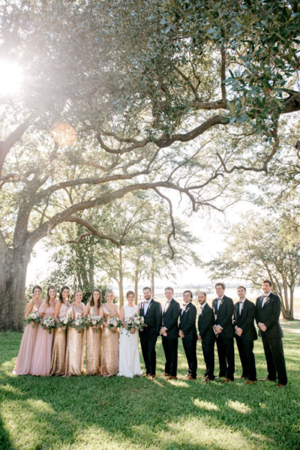 0079_Alex And Brad Lowndes Grove Wedding {Jennings King Photography}