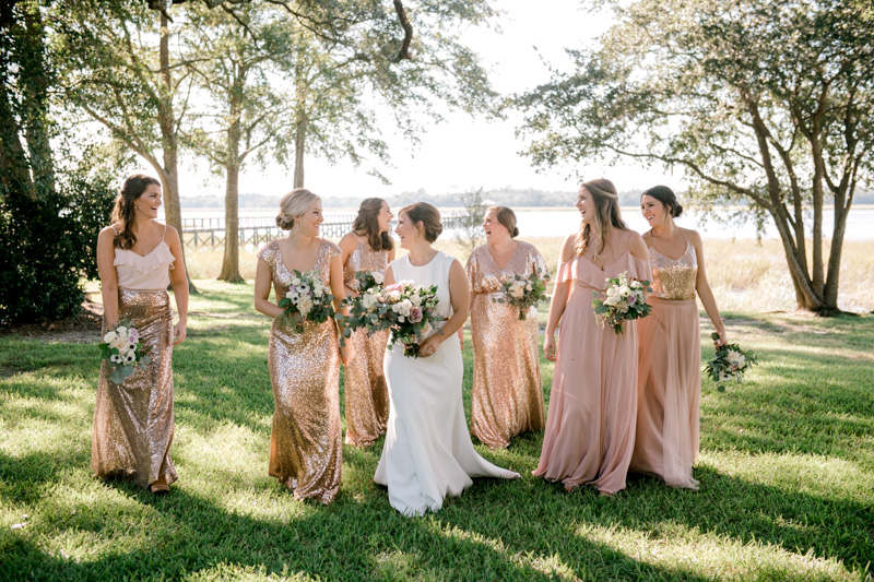 0085_Alex And Brad Lowndes Grove Wedding {Jennings King Photography}