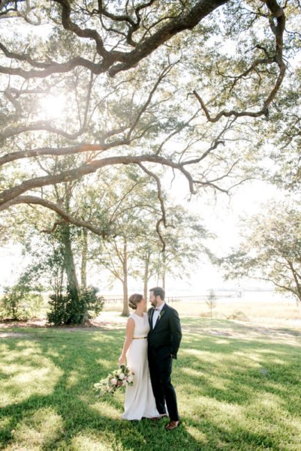 0089_Alex And Brad Lowndes Grove Wedding {Jennings King Photography}
