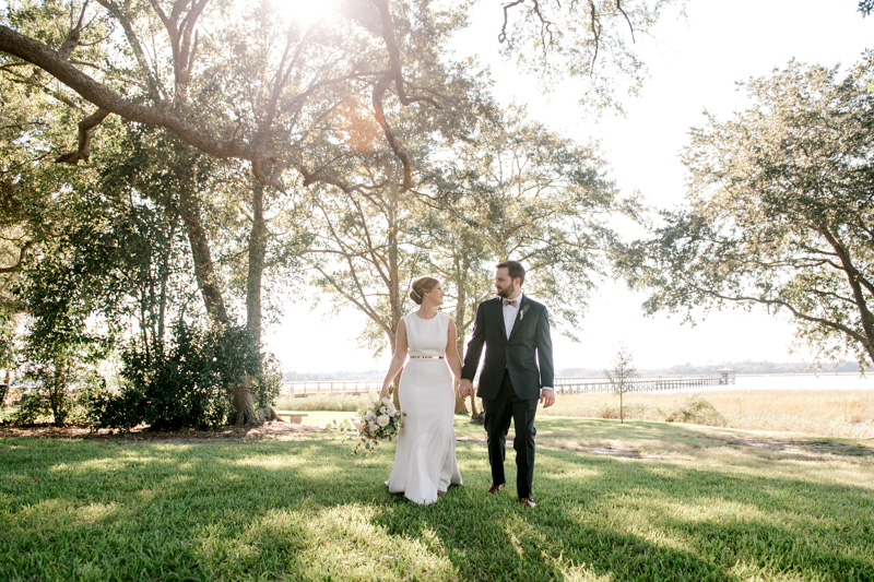 0090_Alex And Brad Lowndes Grove Wedding {Jennings King Photography}